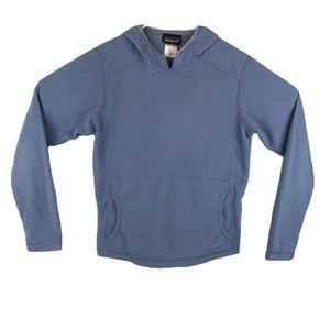 Vintage 90's Patagonia Fleece Hoodie Sweatshirt